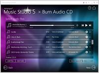 Фото программы Ashampoo Music Studio ,скачать бесплатно