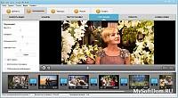 Фото программы схема ВидеоМОНТАЖ ,скачать бесплатно