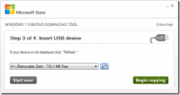 Windows 7 RTM USB/DVD Download Tool