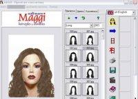 MAGGI-Hairstyles