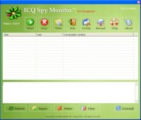 ICQ Spy Monitor