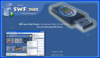 Aero SWF.max Flash Player
