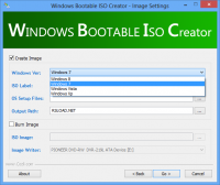WBICreator (Windows Bootable Image Creator)