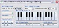 MIDI Keyboard Lite