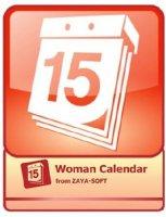 Woman Calendar from ZAYA