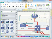 EDraw Network Diagrammer