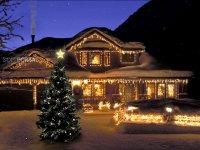 Рождественская елка - Анимированная Заставка